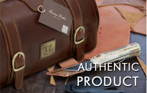 Genti piele naturala made in Italy marca tuscany leather