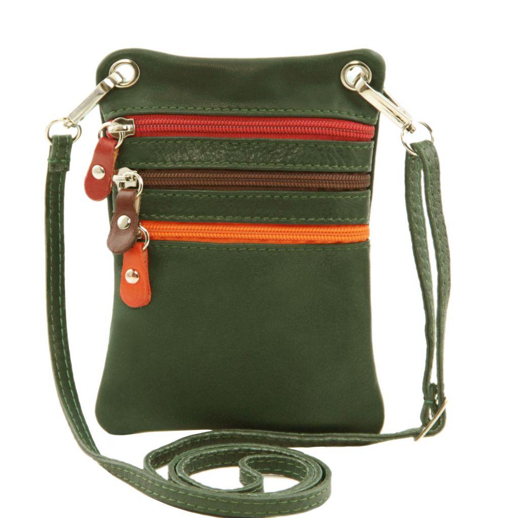 TL Bag - Geanta Mini cross verde