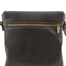Geanta de umar barbati Tuscany Leather din piele naturala coniac Morgan