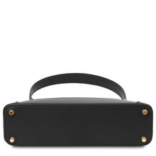 TL Bag Leather mini bag Black