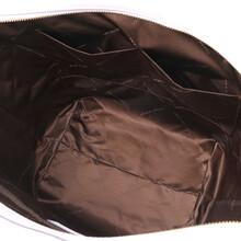 Geanta dama piele naturala alba Tuscany Leather, TL Bag tote