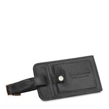 Geanta de voiaj din piele neagra Tuscany Leather, marime mare