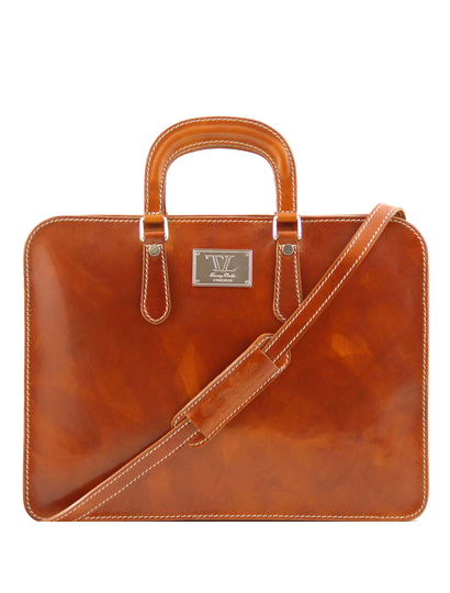 Genti piele business Tuscany Leather dama tl 140961