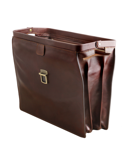 Geanta doctor Tuscany Leather