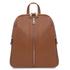 Rucsac dama din piele naturala coniac, Tuscany Leather, TL Bag