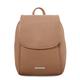 Rucsac dama din piele naturala grej, Tuscany Leather, TL Bag Leather, TL Bag